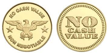 Eagle/Non Neg./NCV stock token