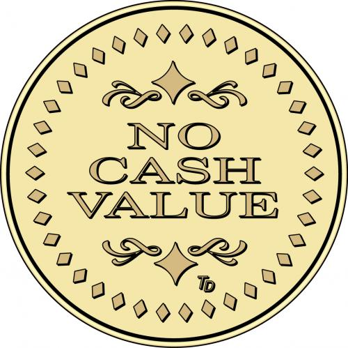 NCV No Cash Value Token