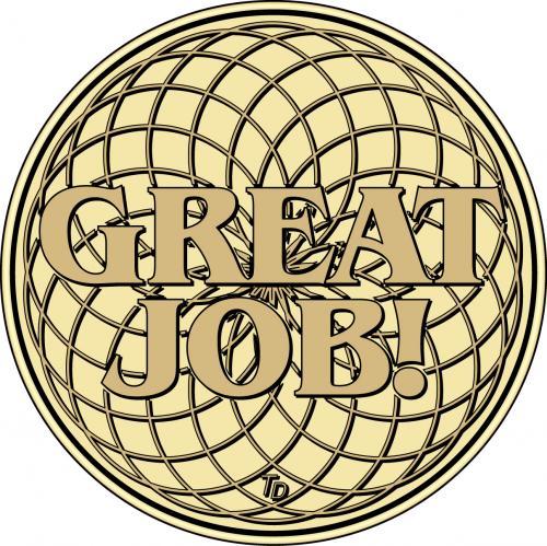 Great Job Spiral Token