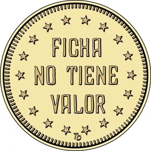 Ficha No Tiene Valor