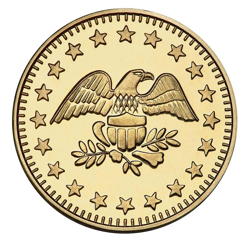 American Eagle Token
