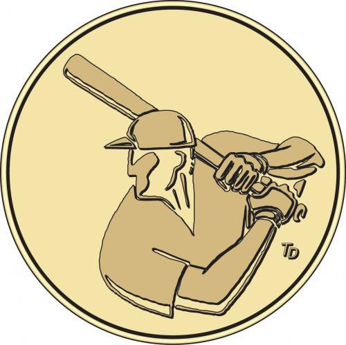 Baseball Batting Token