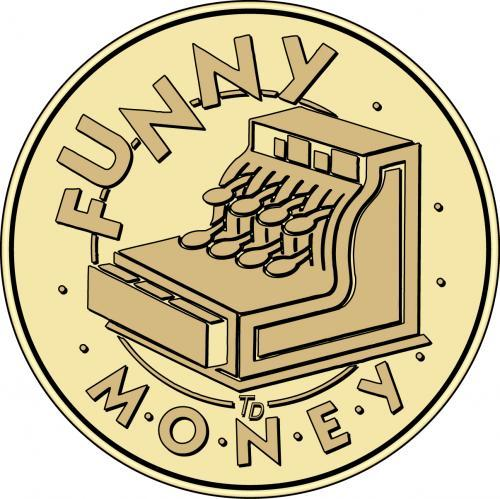 Funny Money No Cash Value Token