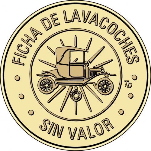 Ficha De Lavacoches Token