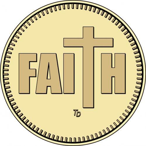 Church Faith Token