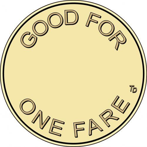 Good for One Fare