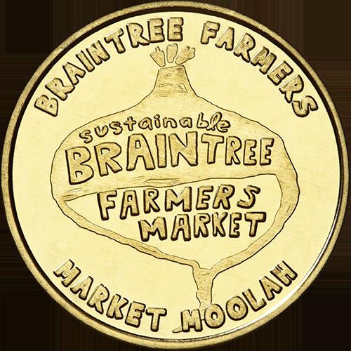 Farmers Market Token