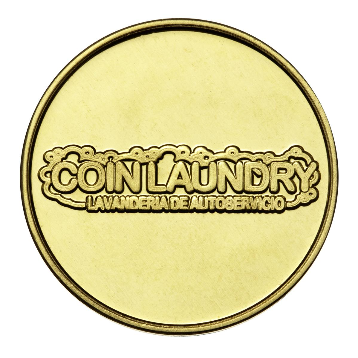 Coin Laundry token