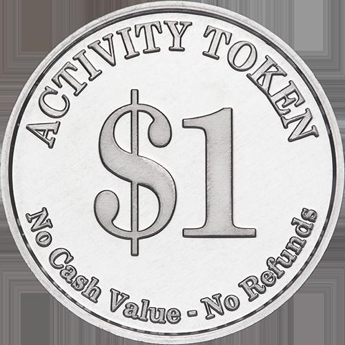NCV No Cash Value Token Activity Token