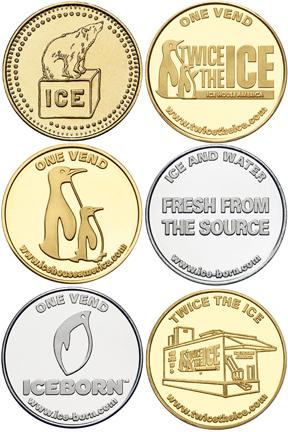 Ice Vending Tokens