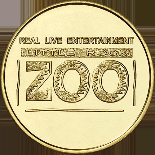 Zoo Token Park Token