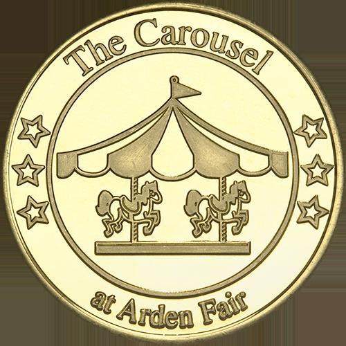 Festival Carousel Token
