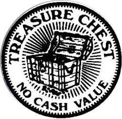 Treasure chest stock design